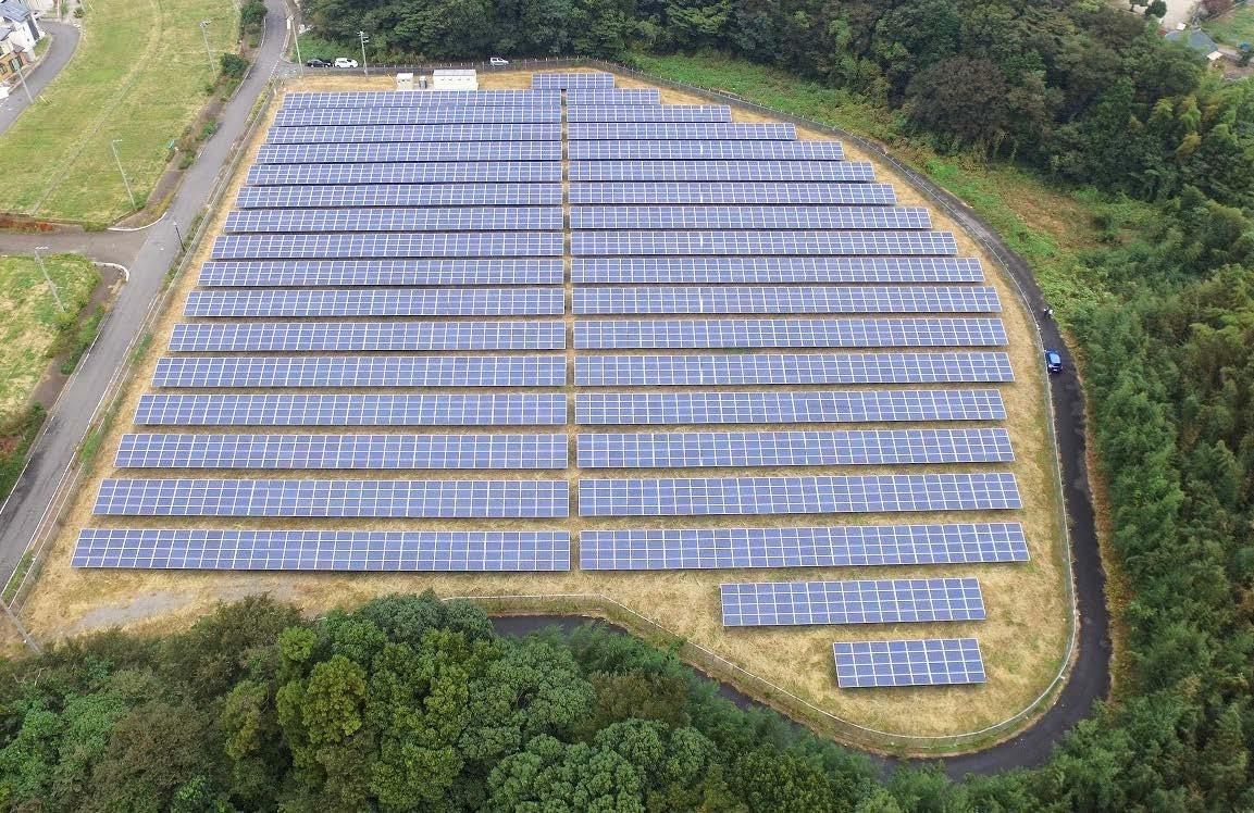 ベネックス野田桜の里第一ソーラーポート