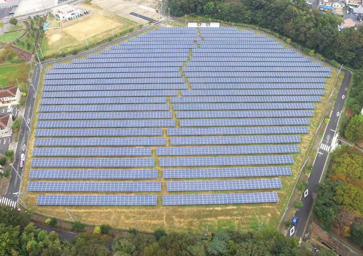 ベネックス野田桜の里第二ソーラーポート